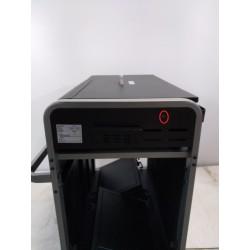 FAVEX 9760021 - Plancha mobile Lola à gaz 3 brûleurs