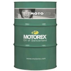 MOTOREX 306424 - Huile moteur 200L pour moto 4 temps 10W40