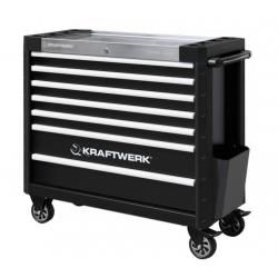 KRAFTWERK 3935NG - Servante d'atelier avec 7 tiroirs