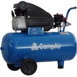 COMPAIR CD052-M - Compresseur 50 Litres à piston lubrifiés 2 CV Mono