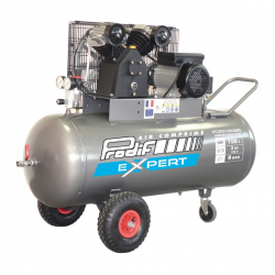 PODIF TRE22130MG  - Compresseur 100L 3 CV 9 bar monophasé