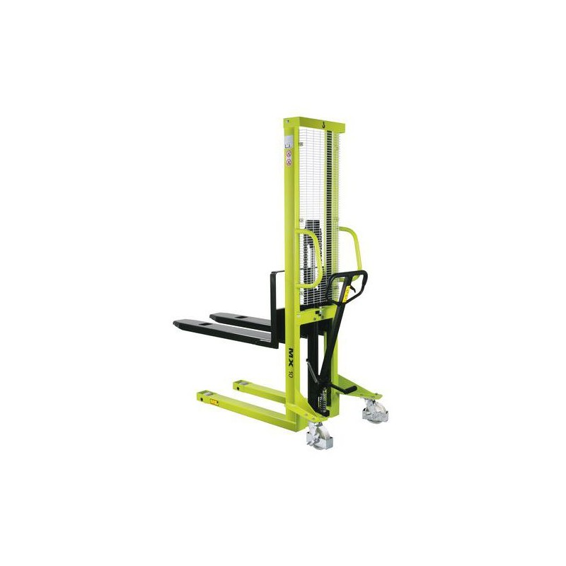 PRAMAC MX1016 - Gerbeur manuel haute levée force 1000kg