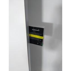GOODHOME DCN3167SEBW - Radiateur connecté électrique vertical 1500W