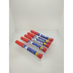 ALBATROS S.02 Lot de 5 fusées de détresse Hand Flare 2 à main