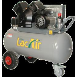LACME 462.300 - Compresseur à courroie bicylindre 23 m3/h 100L