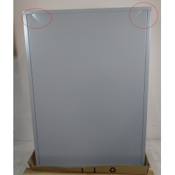 HARMONY NG-1450E Armoire à rideaux 145x102x45cm 3 tablettes