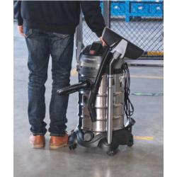 SCHNEIDER 50005 - Aspirateur 30L eau et poussières
