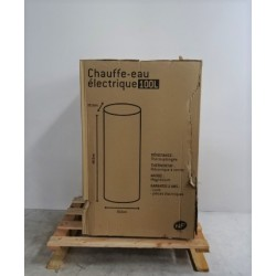 Chauffe-eau électrique 100 L ADEO SERVICES blindé monophasé 961280 NEUF déclassé