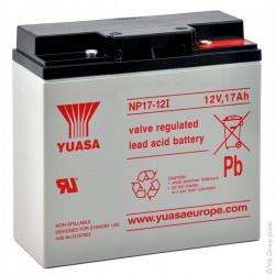 YUASA NP17-12I - Batterie au plomb