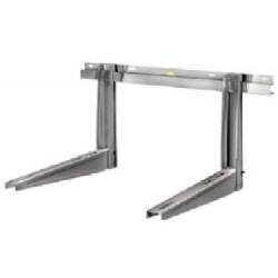 RODIGAS MS263 - Support mural climatiseur inox
